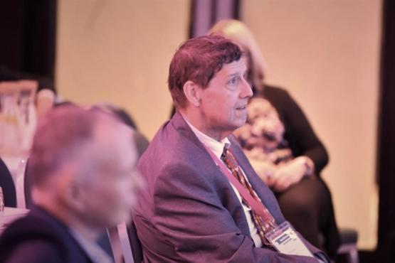 Picture of Steve Palmer, our Chair
